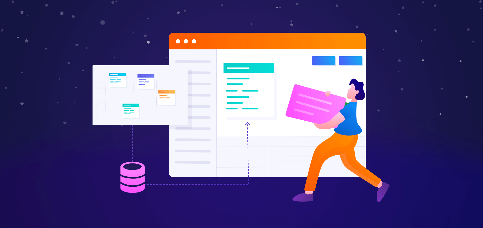 A quick overview of query builder