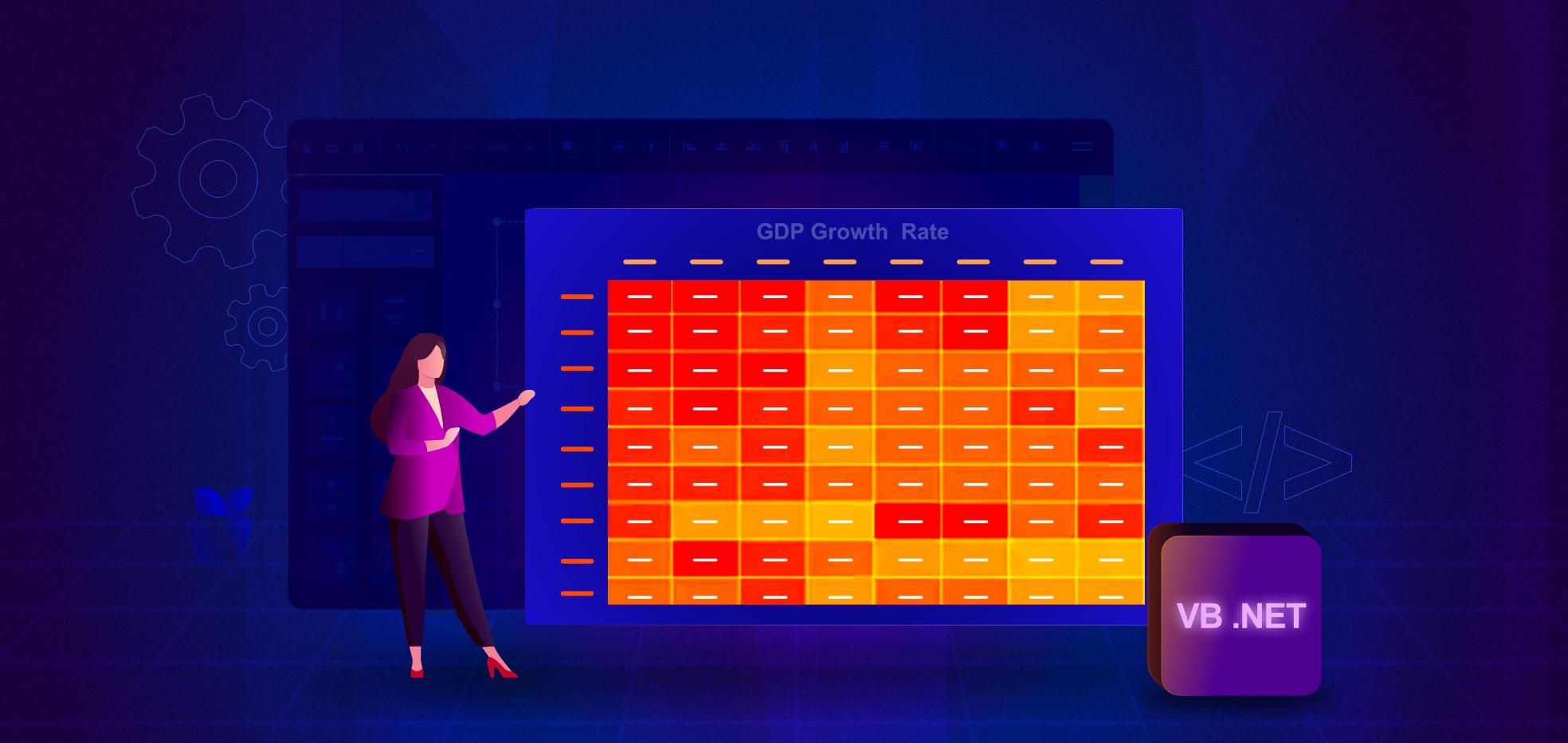 Create a Heat Map Report Using Custom Code