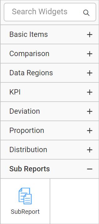 Data set listed in data pane
