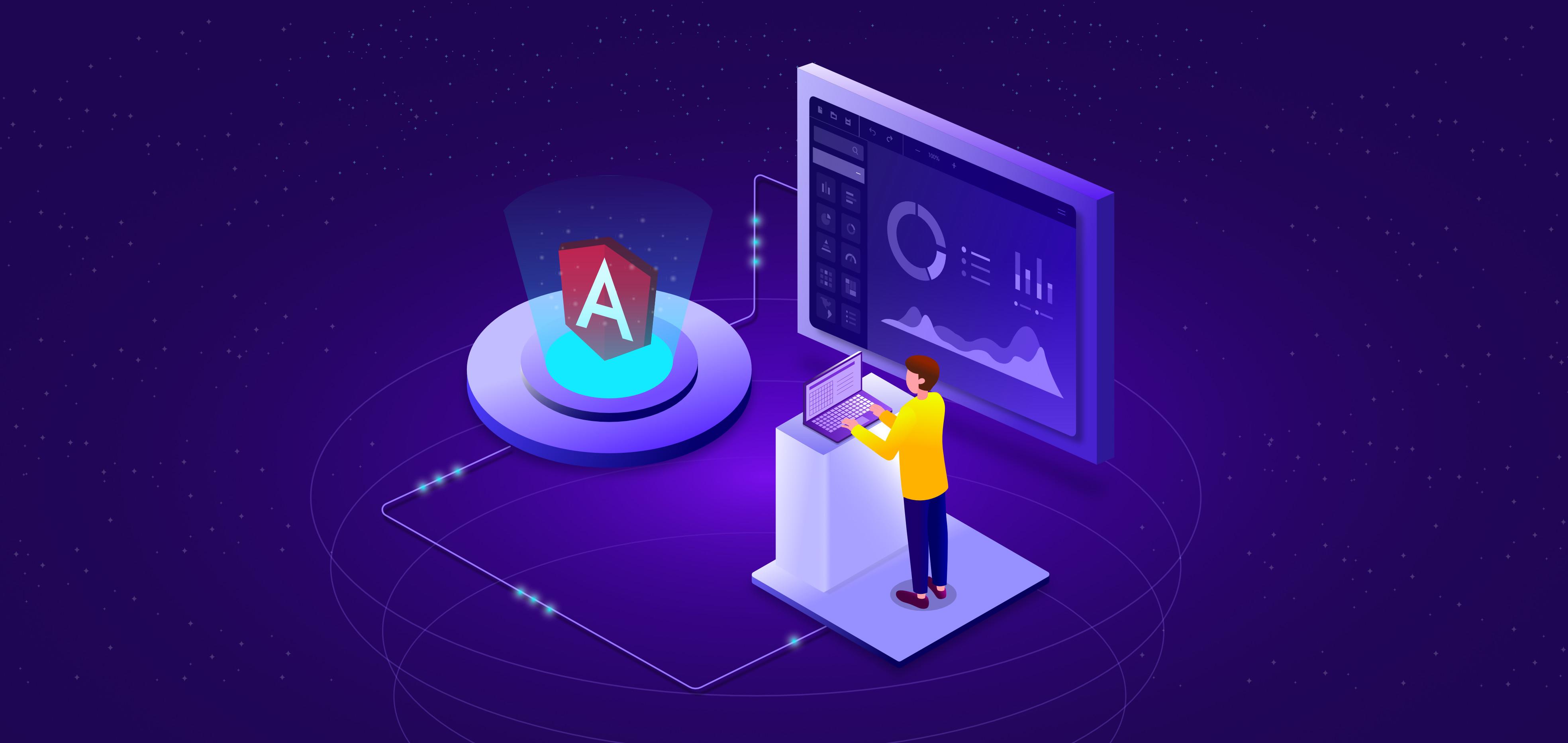Integrate the Report Designer in Angular App