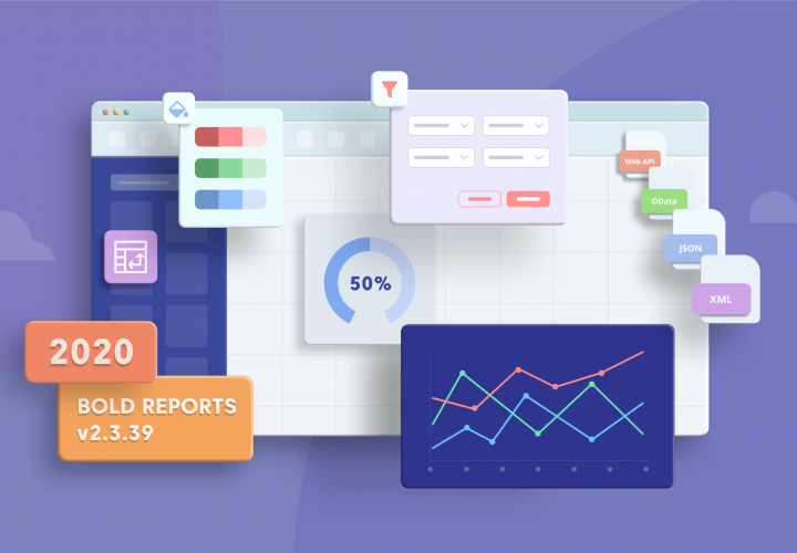 What's New in Bold Reports v2.3.39 Release