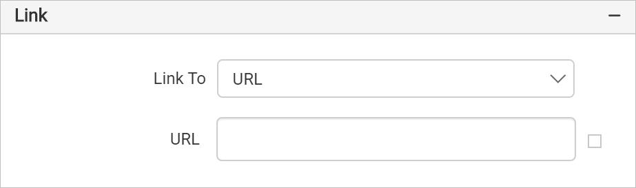 Report action using hyperlink
